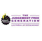 Planet Fitness Judgement Free Generation Scholarship logo